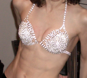 sparkly boobies