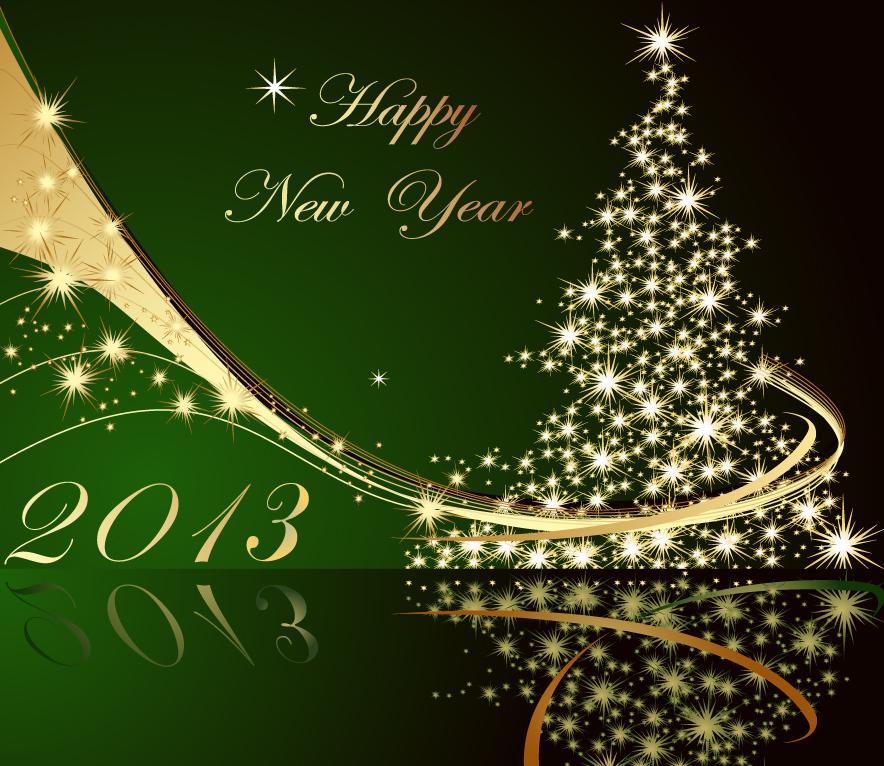 Открытки с новым 2013 годом