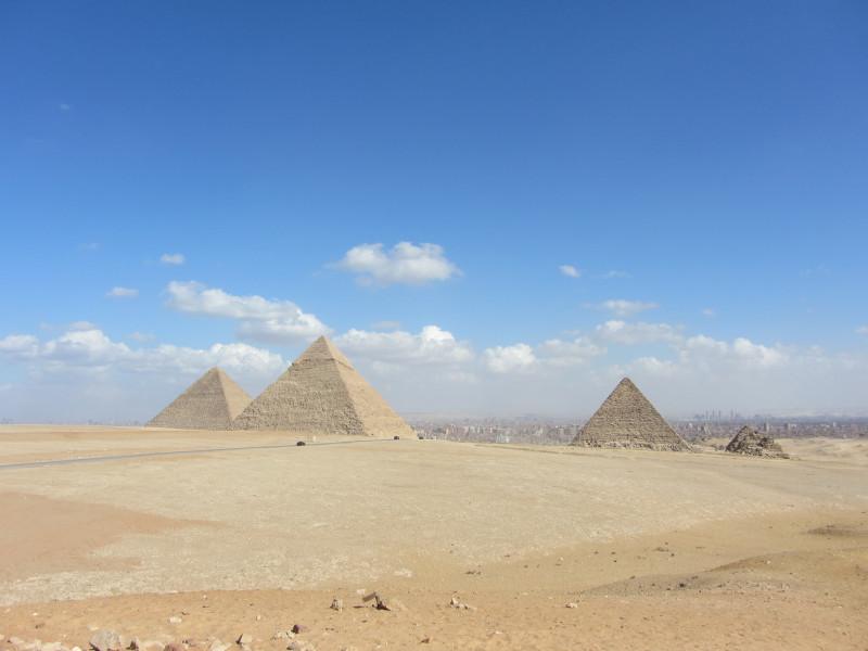Cairo Piramids