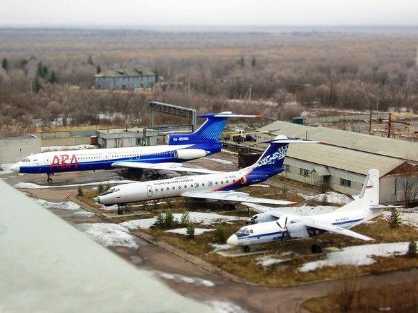Музей авиации Севера-1