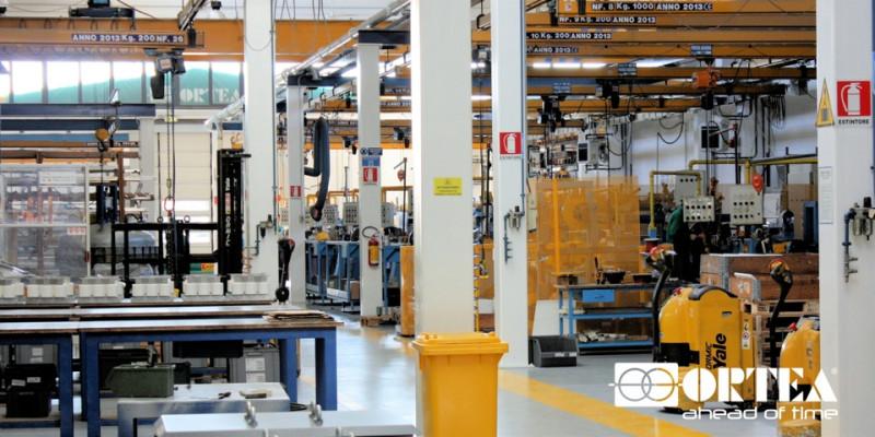 Завод по производству стабилизаторов напряжения
