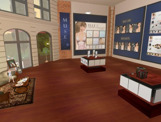 Muse Shop Interior 2