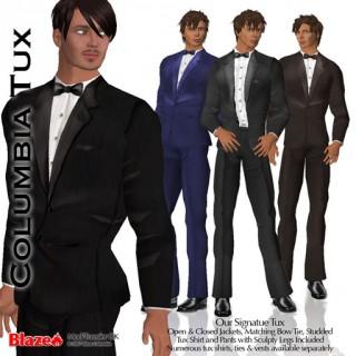 Men's Columbia Suit