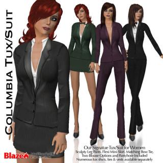 Women's Columbia Suit