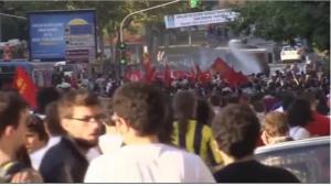 Протесты в Турции 1