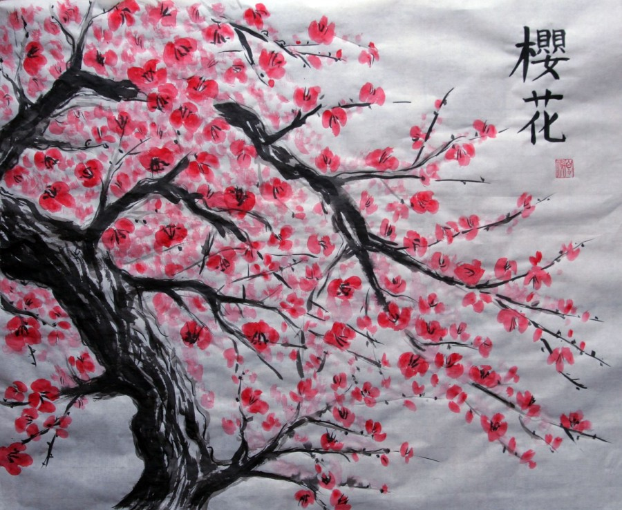 japanese-cherry-blossom-background