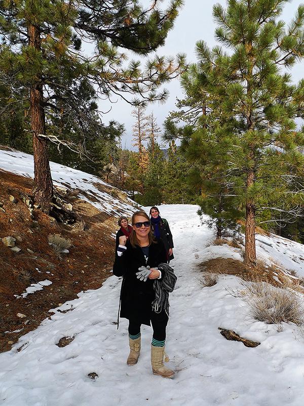 Рождество в Калифорнии: снег, пальмы и тихоокеанский бриз 22