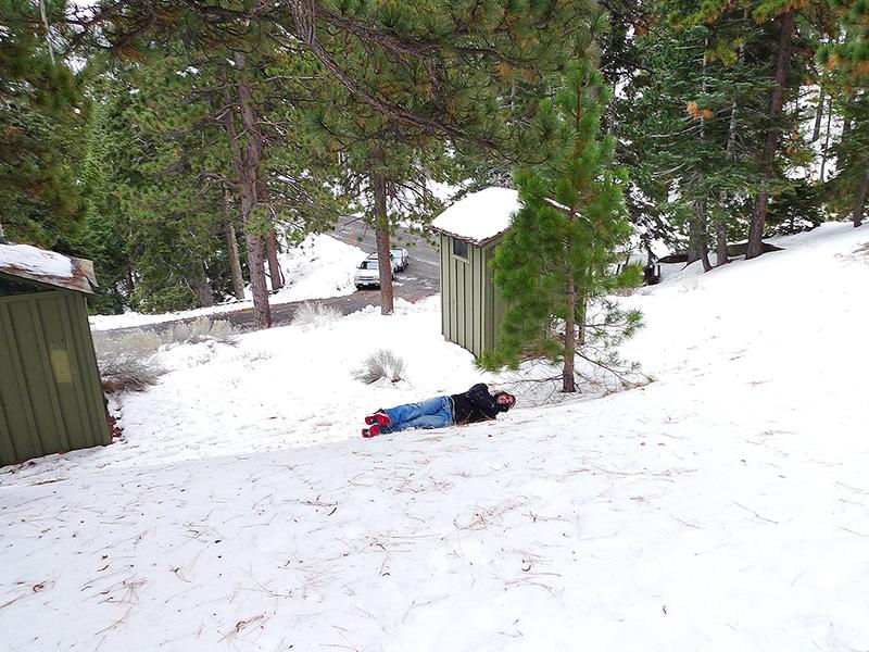 Рождество в Калифорнии: снег, пальмы и тихоокеанский бриз 26