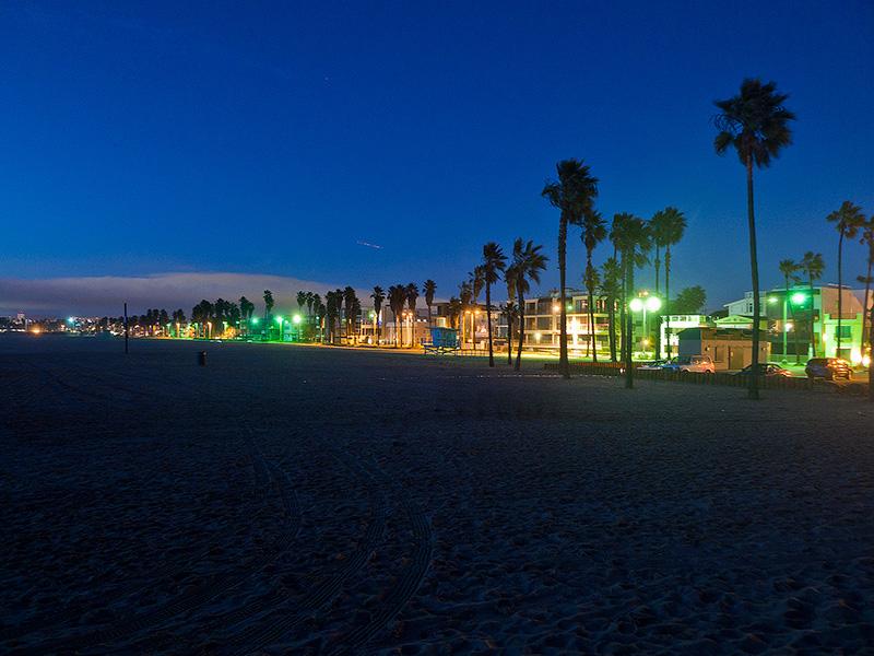 Рождество в Калифорнии: снег, пальмы и тихоокеанский бриз 076