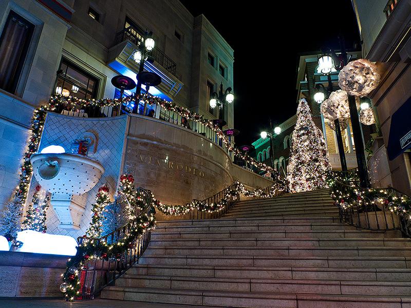 Рождество в Калифорнии: снег, пальмы и тихоокеанский бриз 100