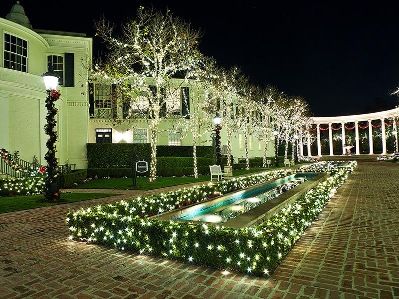 Рождество в Калифорнии: снег, пальмы и тихоокеанский бриз 107