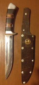 Отцов нож
