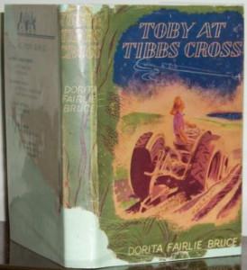 Toby at Tibb's Cross, DFB
