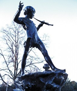 peterpanstatue