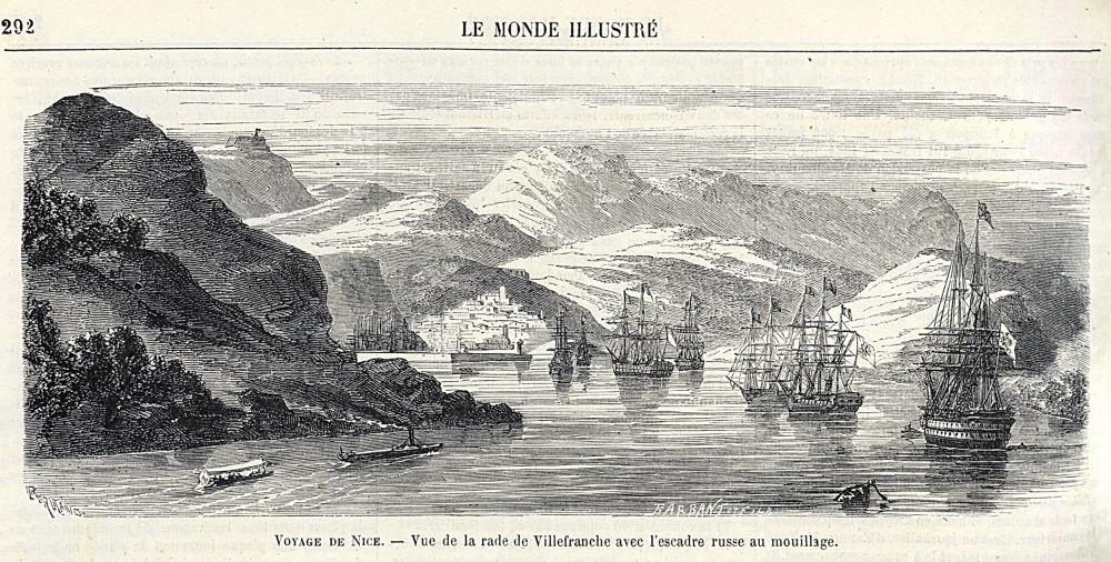 Voyage de Nice_1864