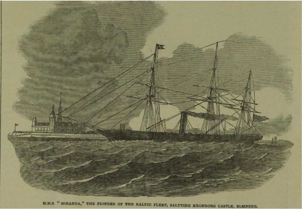 25 Mar. 1854 Illustrated London News