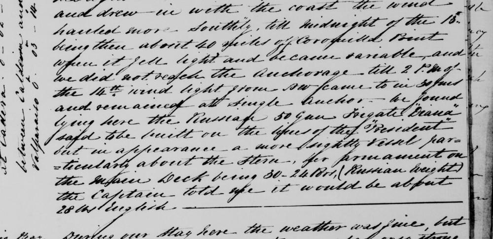 1854_Valparaiso_Diana