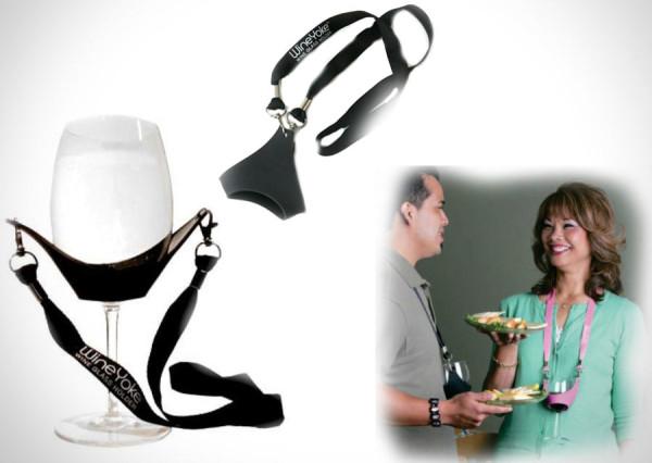 Wine-Yoke-Glass-Holder