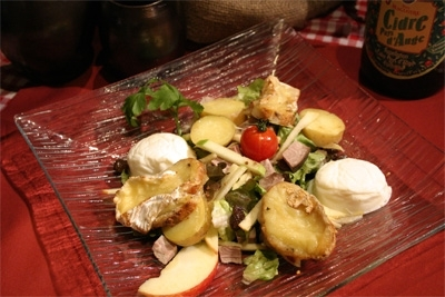 Salade-Pays-auge