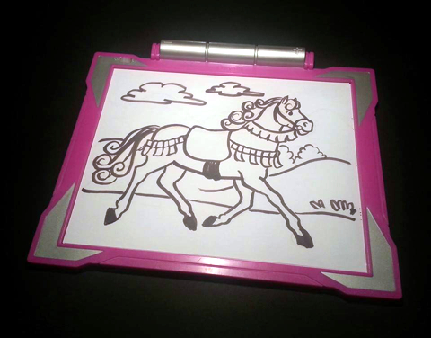 Crayola Light Up Tracing Pad Craftgrrl Where Crafters