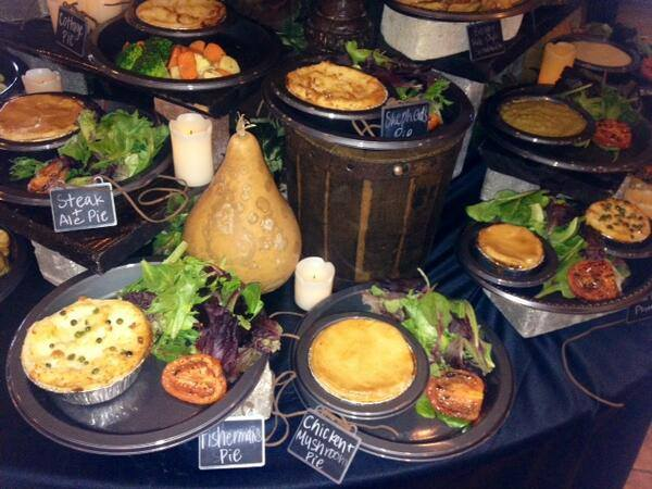Tweeted Pictures Featuring The New Menu Items From Leaky Cauldron In Wizarding World Of Harry Potter Diagon Alley Expansion Food