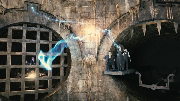 Harry Potter and the Escape From Gringotts Ride photos HEADER