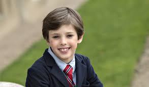 сегодня маленький юбилей у Хенрика (принц Датский, сын Йоакима и Мари)
