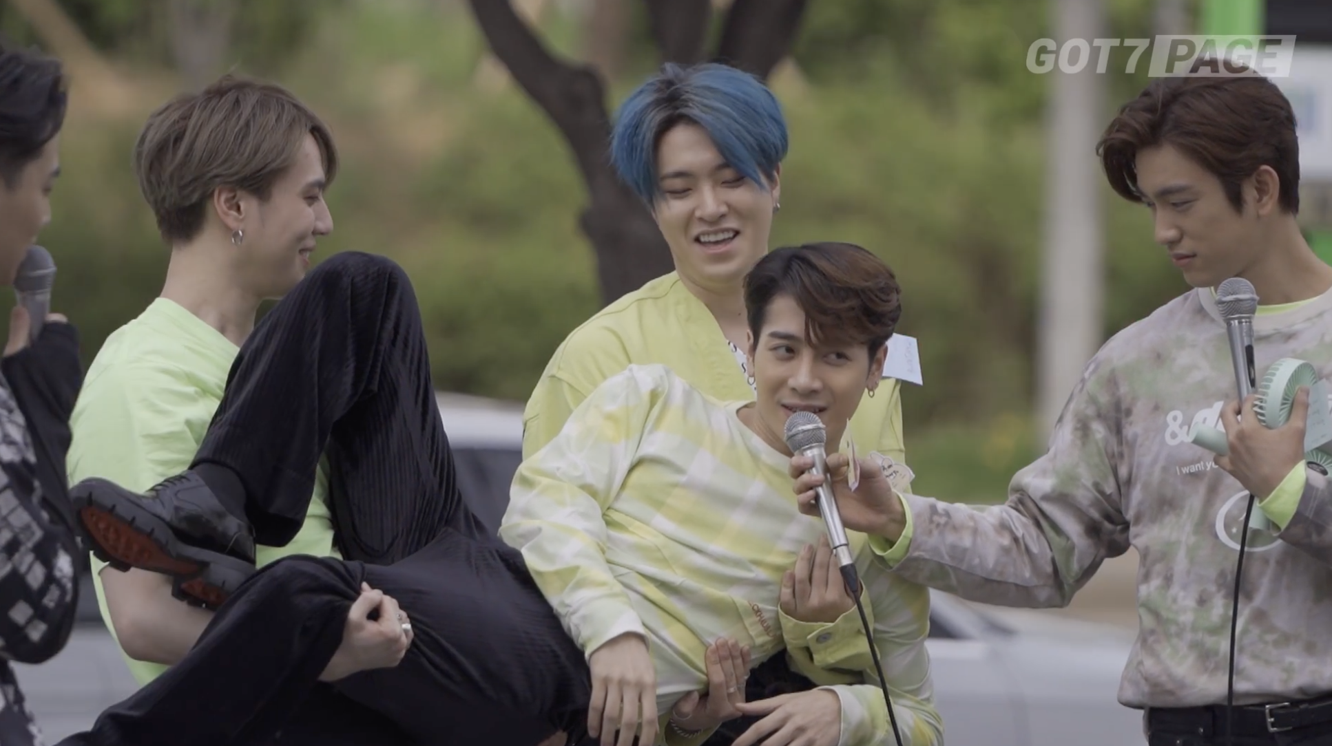 🌀 it's another GOT7 round-up 🌀: omonatheydidnt — LiveJournal