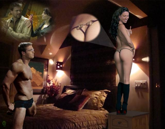 Vala's Handcuff Panties