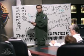 Daniel at the whiteboard
