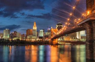 Мост из Кентуки в Охайо