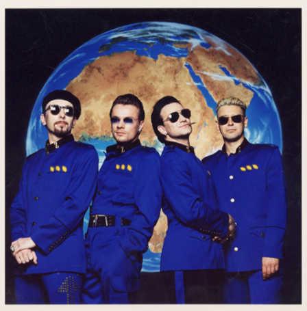 ZooTV uniforms
