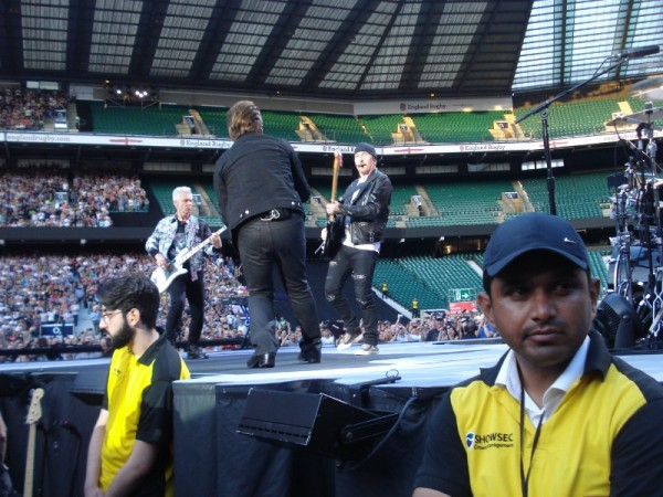 Bad at Twickenham 2017 (click to enlarge)