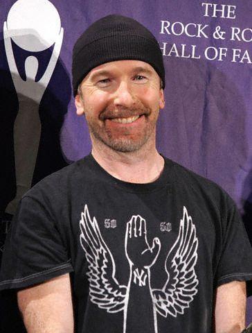 The Edge: Best Looking U2 Member 2005