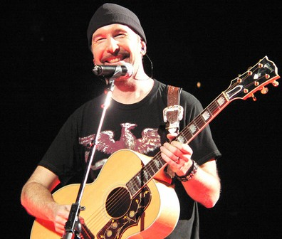 The Edge: Band Member of the Year 2005