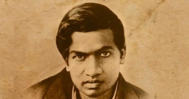 Сриниваса Рамануджан Айенгор (Srīnivāsa Rāmānujan Iyengar; 22 декабря 1887 — 26 апреля 1920) — индийский математик. Не имея специального математического образования, получил замечательные результаты в области теории чисел. Наиболее значительна его работа совместно с Годфри Харди по асимптотике числа разбиений p(n).