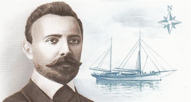 Владимир Александрович Русанов (3 [15] ноября 1875, Орёл — 1913, Карское море) — русский арктический исследователь.