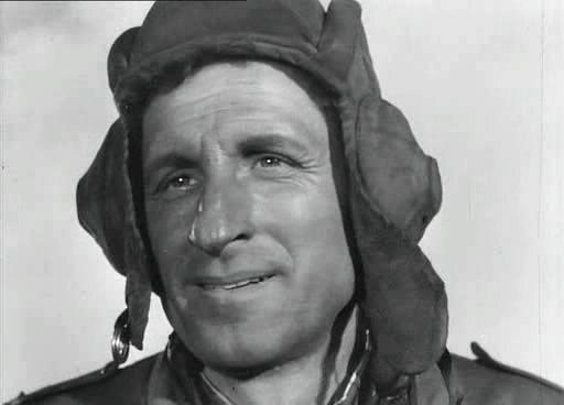 Гуслик (актер часто снимался в польских фильмах, и всё равно героя про себя называл Гусликом)