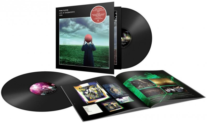 Warner Music/Pink Floyd Records 2021 г.