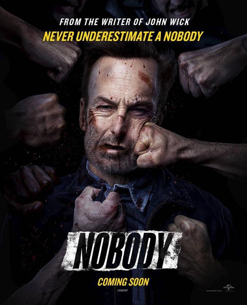 Никто. Nobody. 2021. Илья Найшуллер