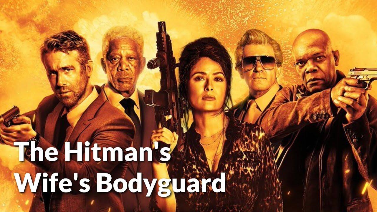 Телохранитель жены киллера. Hitman's Wife's Bodyguard. комедийный боевик.  Режиссёр Патрик Хьюз. 2021