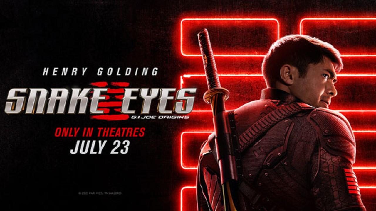 G.I. Joe: Бросок кобры. Снейк Айз. Snake Eyes: G.I. Joe Origins. Боевик. Режиссёр Роберта Швентке. 2021