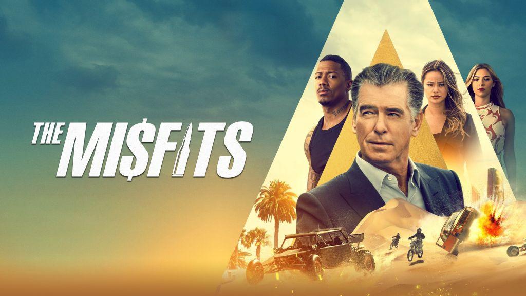 The Misfits. Ограбление по-джентльменски. 2021. комедийный криминальный боевик. режиссёр Ренни Харлин