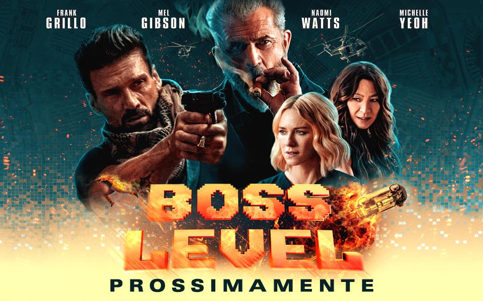 День курка. Boss Level. Научно-фантастический боевик. Режиссер Джо Карнахан. 2019