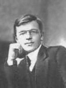 Иван Гурьевич Филипченко (1887—1937) — русский поэт, участник поэтического объединения «Кузница».