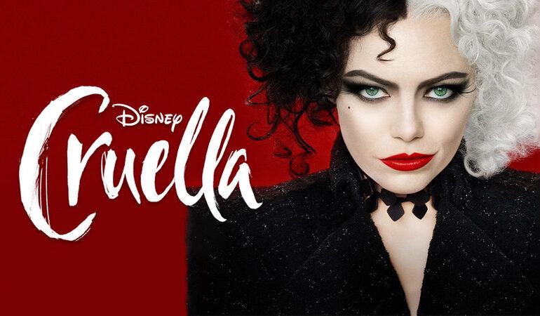 Cruella. Круэлла. Криминальная комедия. Режиссёр Крэйг Гиллеспи. 2021