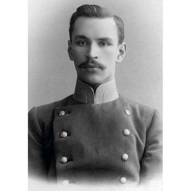 Пётр Петрович Потёмкин (20 апреля (2 мая) 1886 года, Орёл — 21 октября 1926, Париж) — русский поэт, переводчик, драматург, литературный критик.