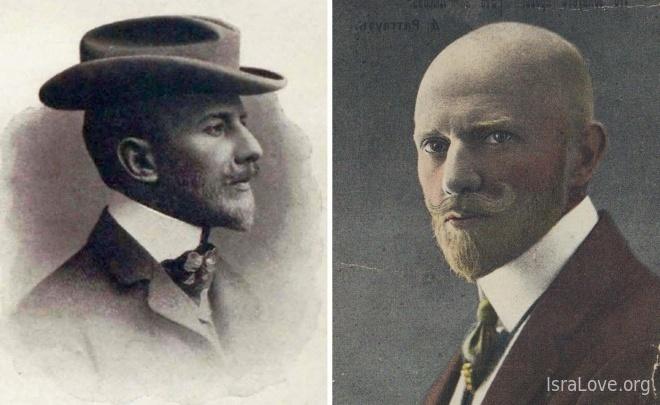 Даниил Максимович Ратгауз (25 января [6 февраля] 1868, Харьков — 6 июня 1937, Прага) — русский поэт, автор слов нескольких известных романсов.