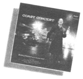 Bobby Hackett and His Jazz BandCOAST CONCERT (Capitol T-692)