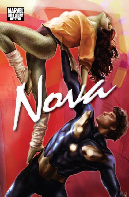 nova #26 variant cover